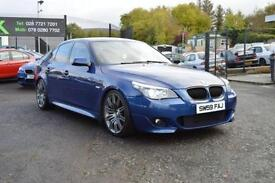2009 59 BMW 5 SERIES 3.0 525D M SPORT BUSINESS EDITION 4D AUTO 195 BHP DIESEL