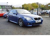 2009 59 BMW 5 SERIES 3.0 525D M SPORT BUSINESS EDITION 4D AUTO 195 BHP DIESEL