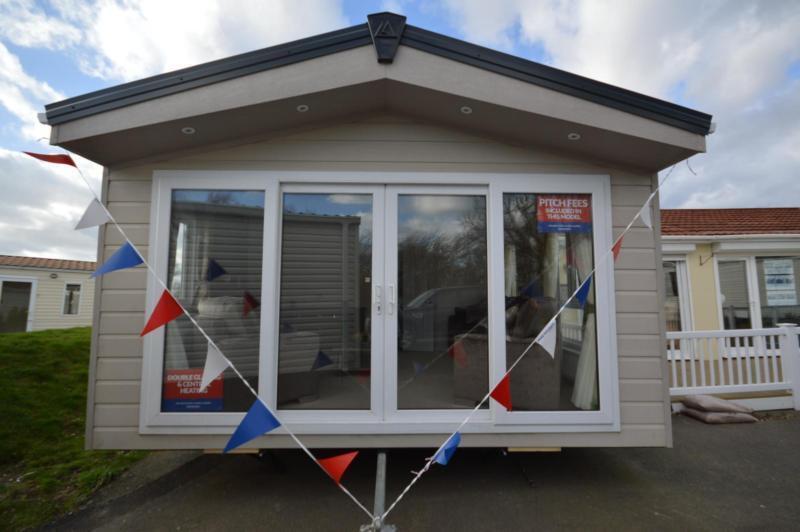 Static Caravan New Romney Kent 3 Bedrooms 8 Berth Delta Cambridge 2017 Marlie