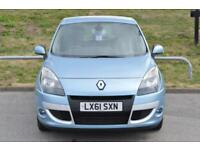 2011 RENAULT SCENIC 1.5 dCi 110 Dynamique TomTom 5dr
