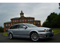 2009 Jaguar X-TYPE 2.2D S+1 YEAR MOT+2 KEYS+PART EXCHANGE TO CLEAR+PX SWAP+