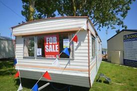 CHEAP FIRST CARAVAN, Steeple Bay, Harwich, Clacton, Essex, Southend, Jaywick