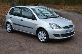 2006 FORD FIESTA 1.4 Style 5dr [Climate]ONE OWNER ONLY 34,000 MILES