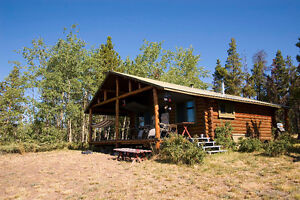 Gorgeous Cabin in the Chilcotin Wilderness