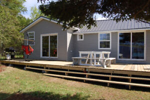 NS Cottage Rental - New building, everything included!