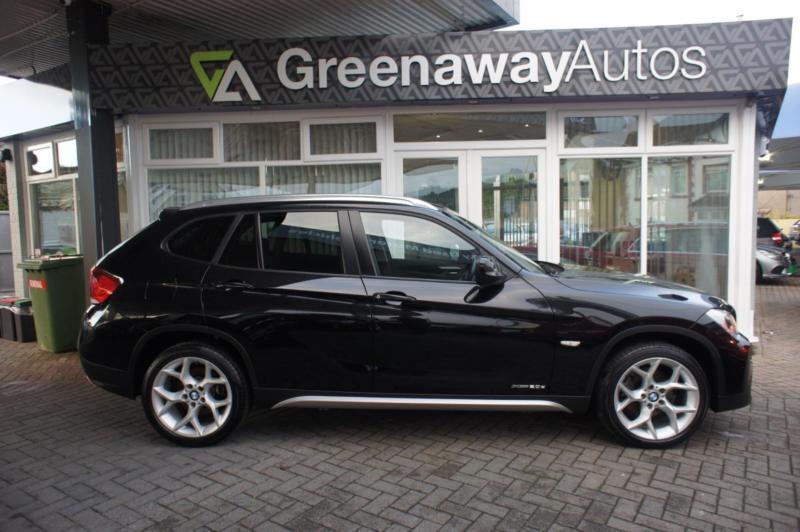 2011 BMW X1 XDRIVE20D SE £4175 WORTH OF EXTRAS ESTATE DIESEL