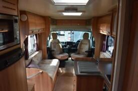 2012 BAILEY APPROACH 740 SE 2.2 DIESEL 6 SPEED MANUAL 130 BHP 4 BERTH MOTORHOME