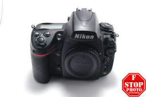 Nikon D700 Full Frame DSLR Camera