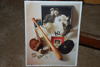 For Yankee Fans-3 MLB Historic Posters