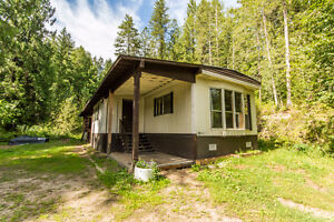 2891 Enderby Mabel Lake Rd, Enderby - 7.4 Treed Acres.