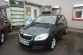 2008 SKODA FABIA LEVEL 2 HTP LOVELY LOW MILES HATCHBACK PETROL