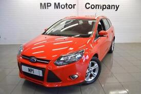 2013/63-FORD FOCUS 1.6TDCI ( 115PS ) ( S/S ) ZETEC 6SP 5DR ECO DIESEL ESTATE,