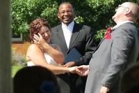 Contemporary Wedding Officiant