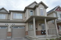 End unit townhouse/townhome for rent from July 1st- Barrhaven