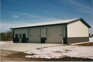30x30 metal building ebay for 30x30 garage kits