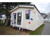 Static Caravan Steeple, Southminster Essex 2 Bedrooms 6 Berth Atlas Onyx 2017
