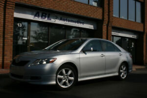 2007 Toyota Camry SE 4cyl Fully Loaded 120000 km