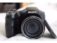 Sony DSC- H200 digital camera 20MP