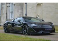 2018 McLaren 570GT MSO Black Collection - Sport Pack, Lift, Panoramic Roof Semi