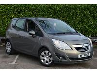 Vauxhall/Opel Meriva 1.7CDTi 16v ( 110ps ) ( a/c ) auto 2012.5MY Exclusiv