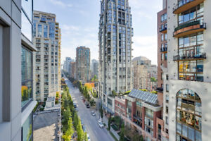 Yaletown 2 BED 2 BATH With Amazing Views at The OSCAR