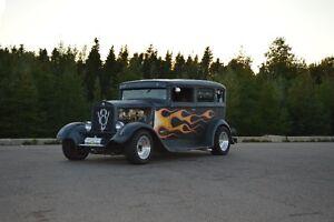 1931 Chrysler Rat Rod, SBC, Tri-Power, Posies ,Lokar, etc.