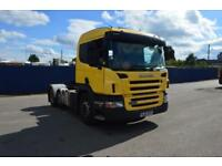 Scania P-SRS L-CLASS P400 6X2 TRACTOR UNIT