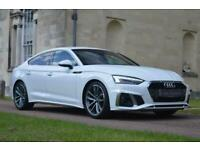 2020 Audi A5 SPORTBACK TFSI S LINE Semi Auto Hatchback Petrol Automatic
