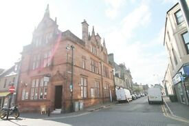 Stunning One Bedroom First Floor Flat in Alloa Town Centre to Rent