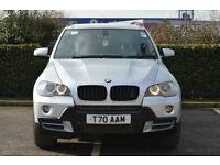 BMW X5 3.0d auto 2007MY SE 7 SEATER
