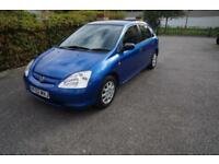 Honda Civic 1.4i S AC Manual, Power steering Electric window