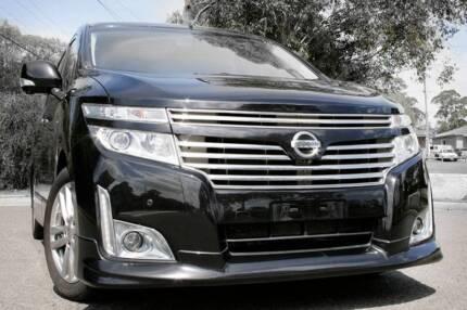 Nissan Elgrand E52 Highway Star Premium Spec 2010