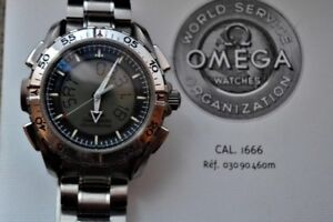 Omega X33 Speedmaster. Titanium Men's Watch.