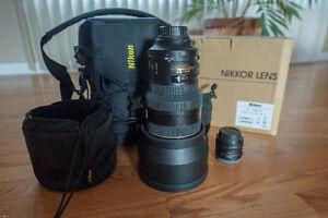 Nikon 200mm F2 AF-S VRII w/tc 20E III converter