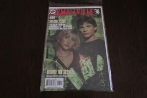 SMALLVILLE comics 7 mint condition issues #'s 2 to 8