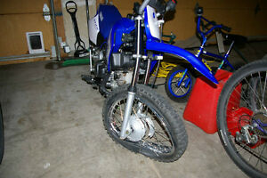 WANTED sell me your off shore broken atvs or dirt bikes!