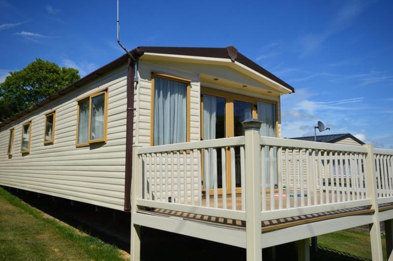 Static Caravan Hastings Sussex 3 Bedrooms 8 Berth ABI St David 2013 Coghurst