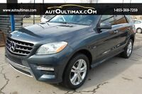 Mercedes-Benz ML 350 BLUETEC-NAV-CAMERA RECULE 2012