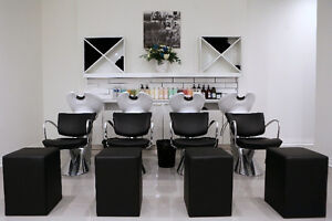 NOW HIRING HAIRSTYLISTS AND ESTHETICIANS