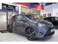 2017 TOYOTA YARIS 1.5 Hybrid Design 5dr CVT Auto