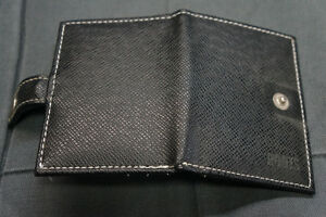 Roots Leather License and Card Holder