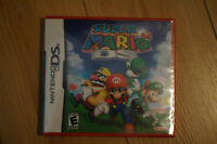 Nintendo 64 DS Super Mario Game 2004 – BRAND NEW SEALED