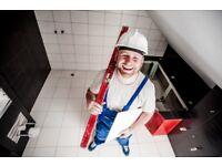 The Maintenance Team: Electricians, plumbers, locksmith, carpenters, handyman, painters & decorators