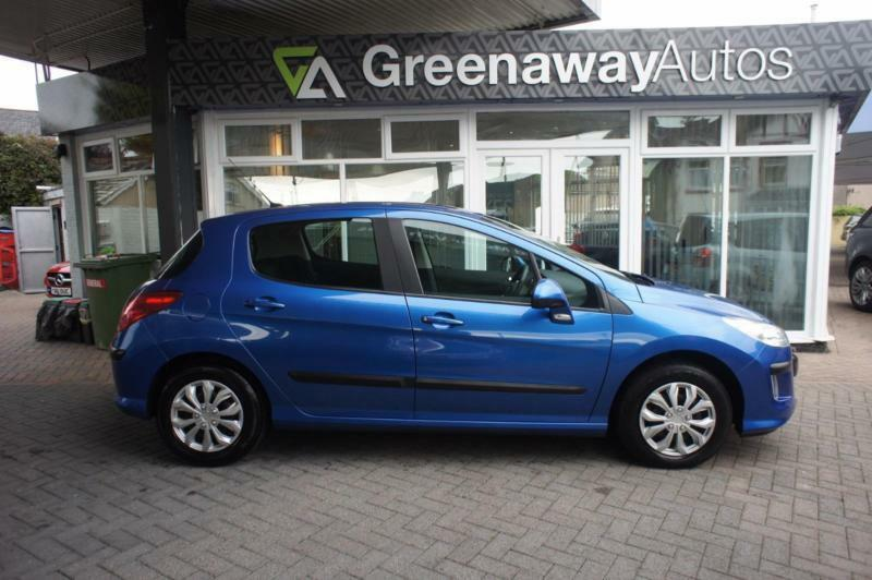 2009 peugeot 308 xl hdi great low running costs hatchback diesel