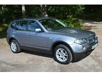 2008 BMW X3 2.0d SE 5dr Step Auto very low mileage