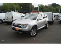 DACIA DUSTER LAUREATE DCI Silver Manual Diesel, 2014
