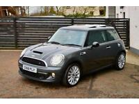2012 MINI COOPER S D 2.0 DIESEL JCW KIT FSH ECLIPSE GREY