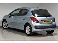 2011 Peugeot 207 1.4HDi 70 Envy WARRANTY - PX - SWAP - FINANCE FROM £15 p/w