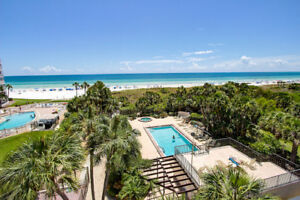 Gulf Coast Condo on Siesta Key Beach Sarasota 2BR Free WiFi 4