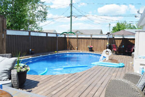 Dieppe - Home Theater & Pool !!! A must SEE!!!